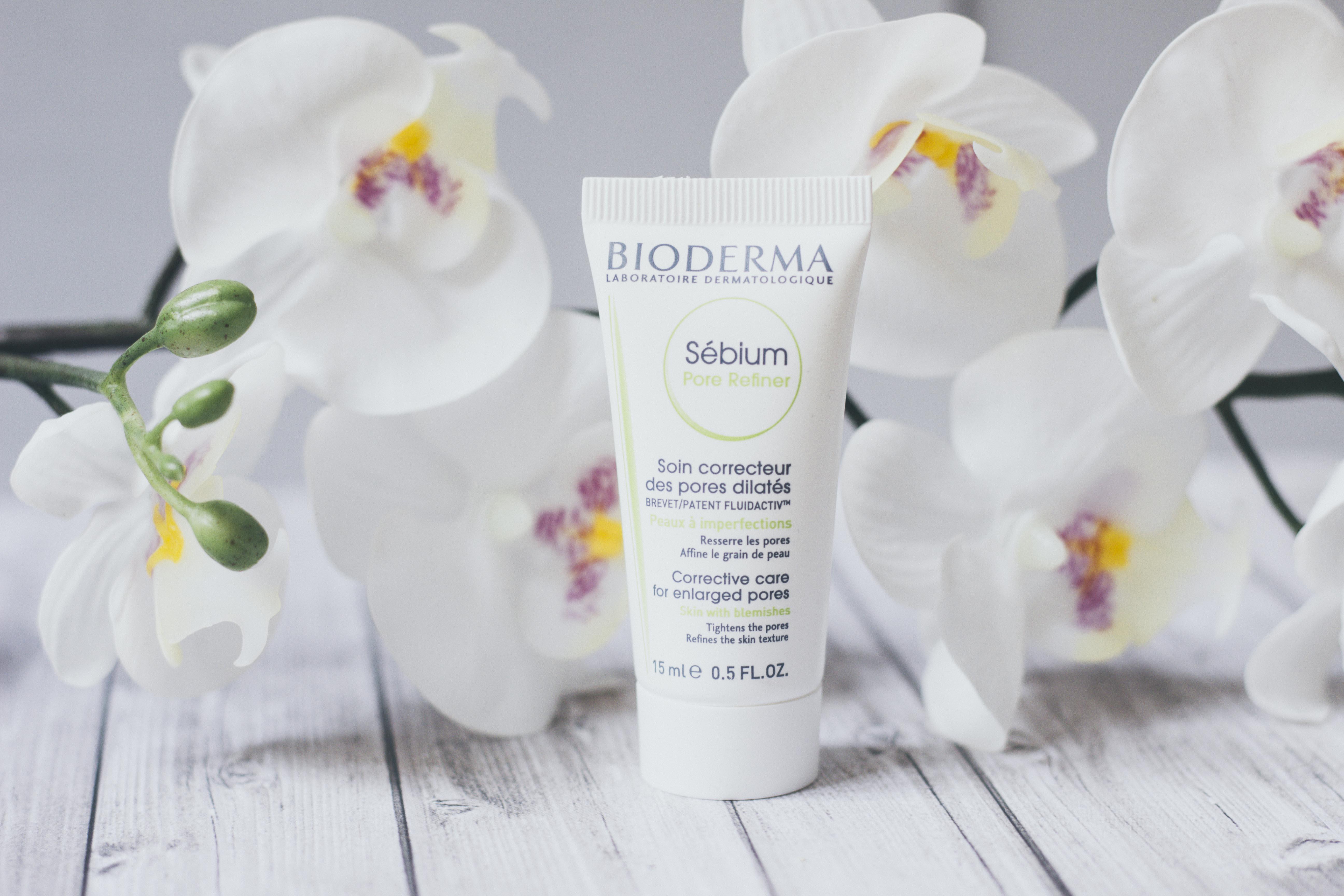 Crème Bioderma Sébium pore refiner