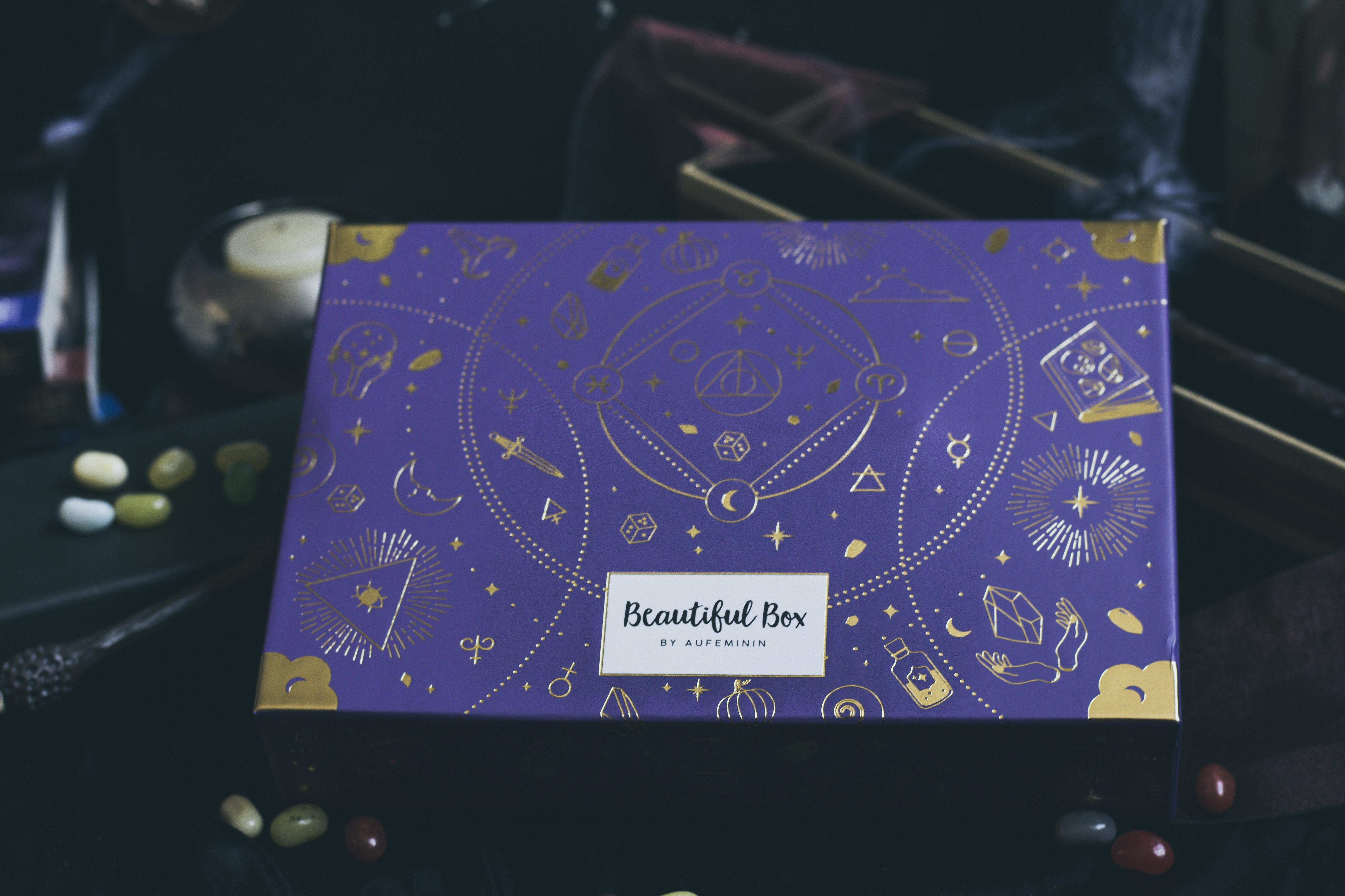 Beautiful box - Octobre 2018