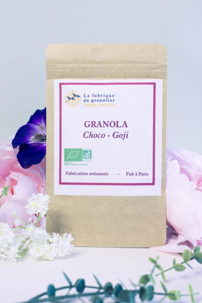 Granola Choco Goji Madbox Mai 2019